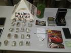Três pessoas são detidas suspeitas de tráfico de drogas em Ipatinga