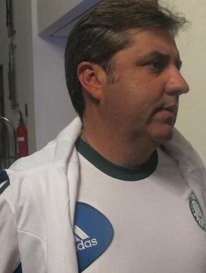 Gilson Kleina (Foto: Rodrigo Faber / globoesporte.com)