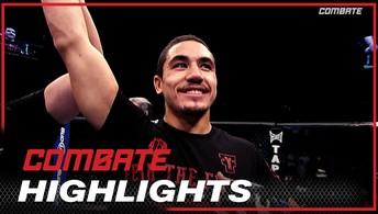 Os melhores momentos de Robert Whittaker, que soma cinco vitórias consecutivas no UFC