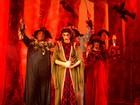 Sesc Campinas recebe o espetáculo 'Bruxas da Escócia' neste domingo