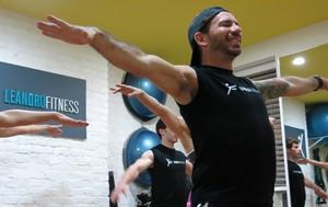 exercicios bumbum eu atleta (Foto: Bebel Clark)