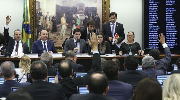 Comissão da Câmara aprova texto da reforma trabalhista (Foto: Agência Brasil)