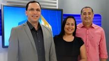 Dia 01 de agosto, ABTV 1ª Edição celebra 25 anos da TV Asa Branca (Renata/ TV Asa Branca)