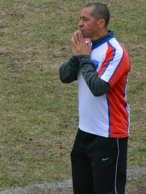 Vânio Ribeiro técnico Ecus (Foto: Vitor Geron)