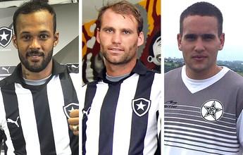 Bruno Silva? Carli? Baéz? Resende x Botafogo tem expectativa por estreias