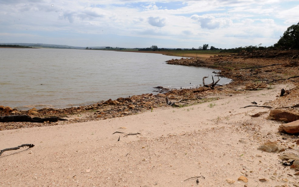 Barragem do Descoberto (Foto: Gabriel Jabur/Agência Brasília)