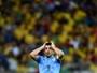 """Suárez culpa cansaço por perder boa chance no fim: """"Fechei os olhos"""""""