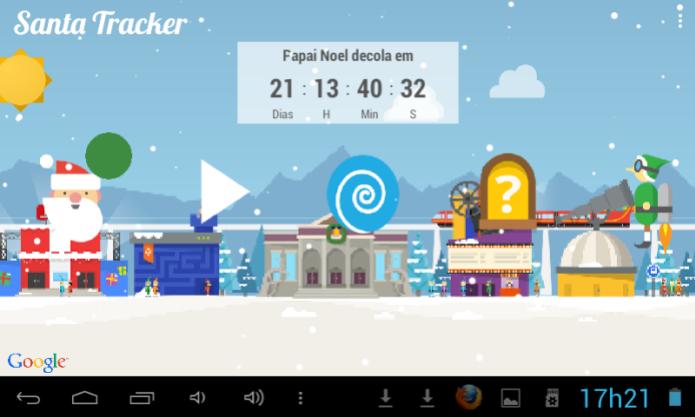 Executando o app no Android (Foto: Reprodução/Edivaldo Brito) (Foto: Executando o app no Android (Foto: Reprodução/Edivaldo Brito))