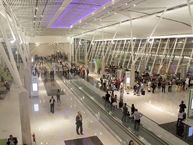 Resultado de imagem para aeroporto jk