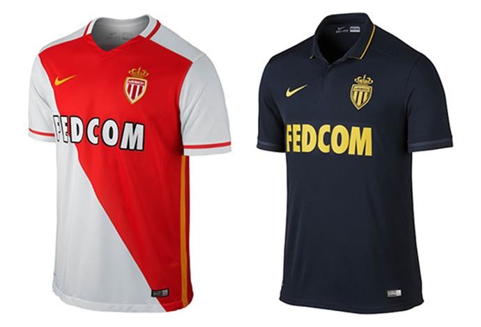 Camisas Monaco