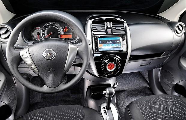 Teste: Nissan March SL 1.6 com câmbio CVT - AUTO ESPORTE ...