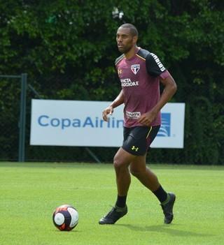 Douglas São Paulo (Foto: Érico Leonan/saopaulofc.net)