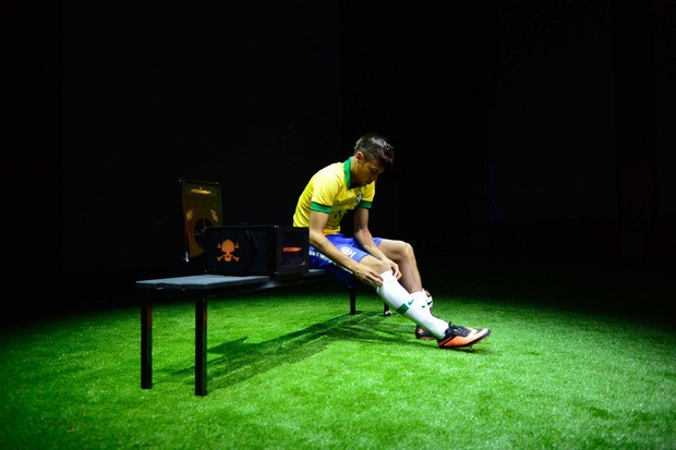 Neymar (Foto: Andre Muzell/AgNews)