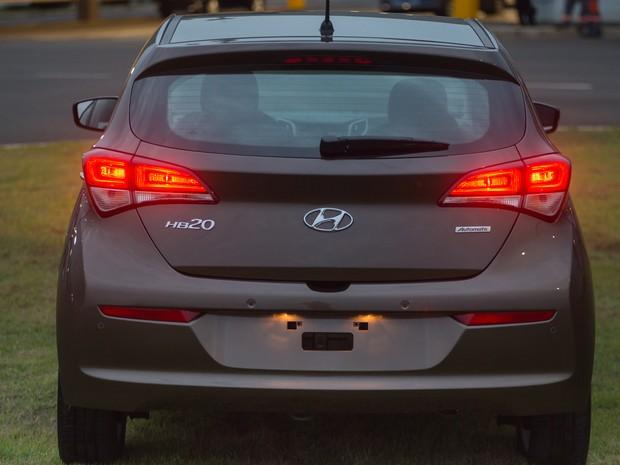 Auto Esporte - Hyundai HB20 2016  primeiras impressões 441c058666