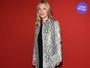 Look do dia: Kate Moss aposta no animal print para ver desfile de moda