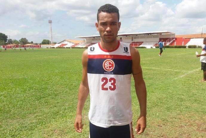 Toninho Bahia, 4 de Julho  (Foto: Clemilton Silva/Repórter 10)