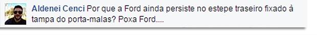 Ford Ecosport: o que nossos leitores estão comentando (Foto: Divulgação)