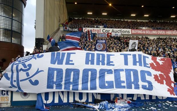 Rangers (Foto: Site Oficial do Clube)