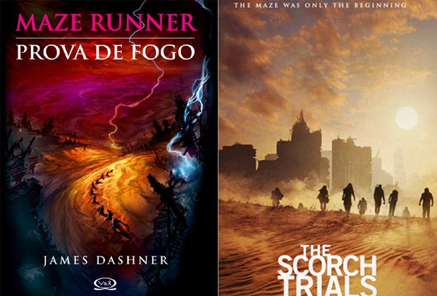 Maze Runner – Prova de Fogo, James Dashner (Foto: Divulgação)