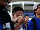 Marinheiros asiáticos libertados por piratas somalis chegam no Quênia