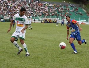 Cianorte x Arapongas (Foto: divulgação/Andye Iore site oficial do Cianorte)