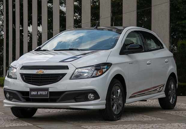 Chevrolet Onix Effect (Foto: General Motors)