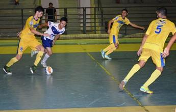 Futsal: Federação divulga datas das finais da Taça Cidade de Boa Vista