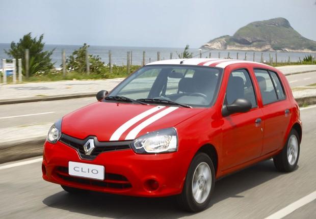 Avaliação Renault Clio 10 Auto Esporte Análises