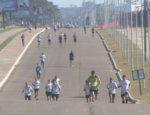 Corrida do Cinquentenário (Foto: Reprodução/TV Rondônia)