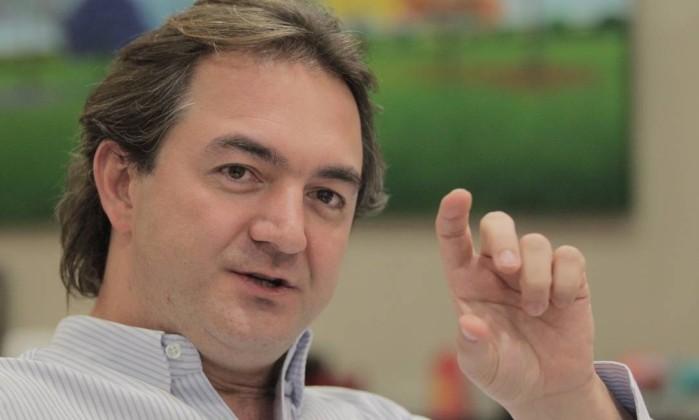 Joesley Batista, dono da JBS (Foto: Agência O Globo)