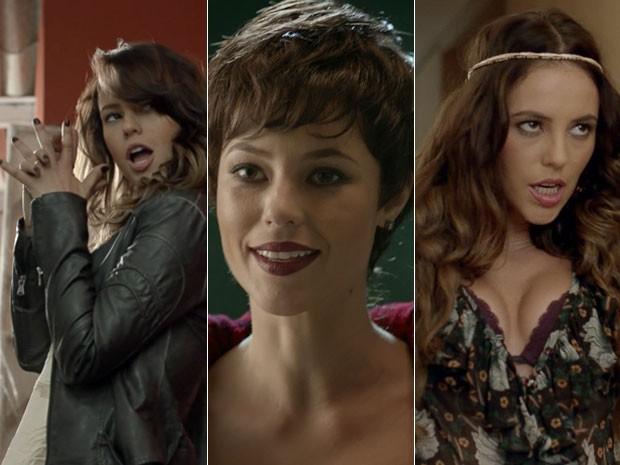 Paolla Oliveira interpreta papel sensual dem Felizes para Sempre? (Foto: Tv Globo)