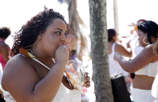 Concurso a gordinha mais bonita do Brasil (Foto: Marcos Serra Lima / Ego)