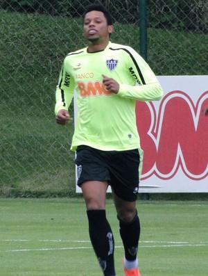 André, atacante do Atlético_MG (Foto: Fernando Martins / Globoesporte.com)