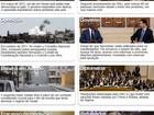Tropas sírias bombardeiam posições rebeldes na capital