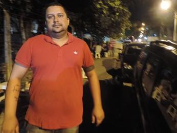 "Erick Souza, mais conhecido como ""Sopa"" (Foto: Renan Holanda / G1)"