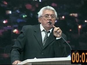 Vereador Odilon Rocha de Sanção (SDD)  (Foto: Reprodução/Rede Liberal)
