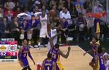 Confira o top 10 de jogadas da rodada da NBA