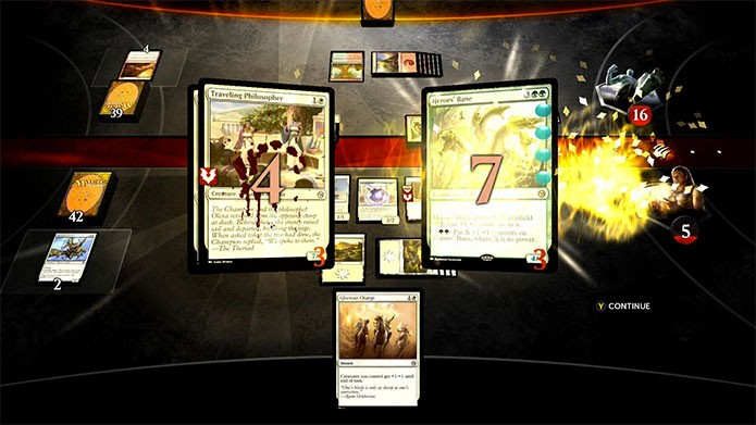 Magic Duels Origins é o novo game de cartas para PC, PS4 e
