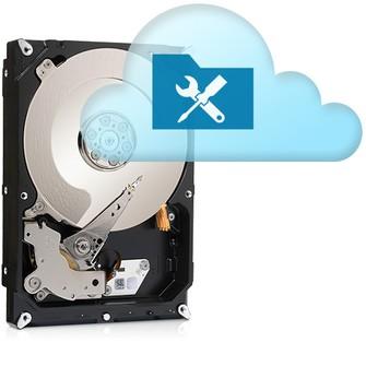 Disco rígido limpo ao se formatar um Computador (Foto: Divulgação/Seagate)