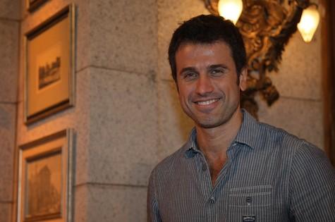 Eriberto Leão, no ar em 'Guerra dos sexos' (Foto: TV Globo)