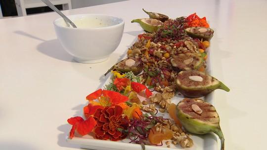 Salada dos bons fluídos é dica da Hora do Rancho para ceia de Ano Novo