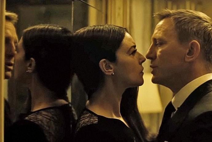 Daniel Craig em 'Spectre', o novo 007
