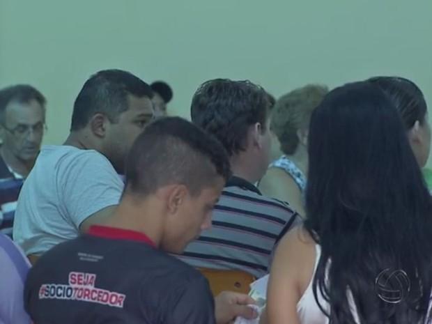 Epidemia de dengue aumentou a procura por consultas nas UPAs em Campo Grande (Foto: Reprodução/TV Morena)