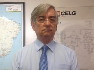 Presidente da Celg descartou racionamento de energia em Goiás (Foto: Fernanda Borges/G1)