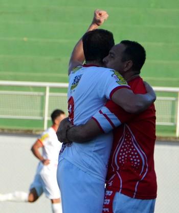 Artur Oliveira, técnico do Rio Branco (Foto: Nathacha Albuquerque)