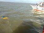 Empresa particular suspende buscas por desaparecidos em naufrágio