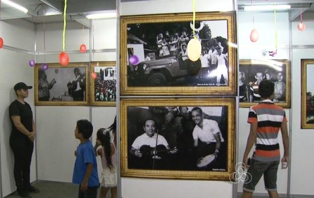 Tradicional carnaval de Boa Vista tem história contada em museu temporário (Foto: Roraima TV)