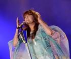 'Louca e feiticeira', Florence agrada (Flavio Moraes/G1)