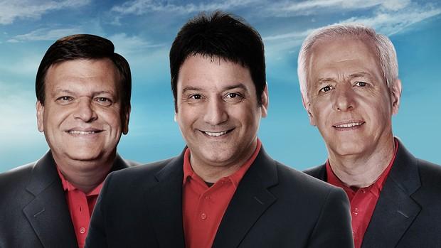 Cartaz Talentos da Narração (Foto: Divulgação SporTV)