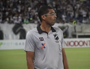 ABC - Narciso, técnico (Foto: Fabiano de Oliveira)